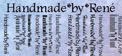 streepjescode Handmade by René
